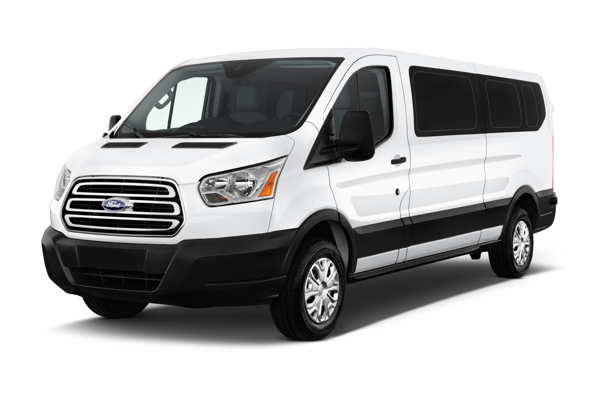 2017 Ford Transit 350 Xlt Low Roof Wagon Angular Front Www Yeehaw Ca